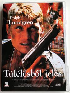 Detention DVD 2003 Túlélésből jeles / Directed by Sidney J. Furie / Starring: Dolph Lundgren, Alex Karzis, Kata Dobó (5999544150362)