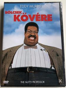 The Nutty Professor DVD Bölcsek kövére / Directed by Tom Shadyac / Starring: Eddie Murphy, Jada Pinkett, James Coburn, Dave Chappelle (5999544253858)