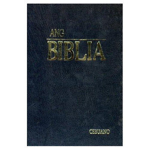 Cebuano Bible [Hardcover] by Dunlap 1
