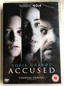 Accused DVD 2005 Anklaget / Directed by Jacob Thuesen / Starring: Troels Lyby, Sofie Gråbøl, Paw Henriksen, Louise Mieritz (5027035009728)