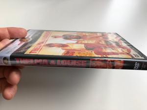Thelma & Louise DVD 1991 / Directed by Ridley Scott / Starring: Susan Sarandon, Geena Davis / Dutch release DVD (8712626028376)