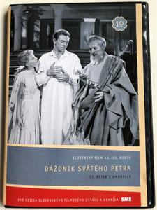Dáždnik Svätého Petra DVD 1958 St. Peter's Umbrella / Directed by Frigyes Bán, Vladislav Pavlovič / Starring: Karol Machata, Sándor Pécsi, Mari Törőcsik (97713369760170)