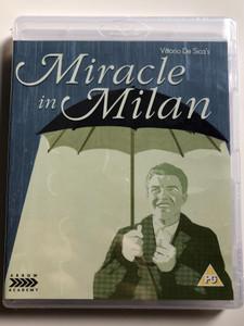 Miracle in Milan DVD 1951 Miracolo a Milano / Directed by Vittorio De Sica / Starring: Emma Gramatica, Francesco Golisano (5027035012926)