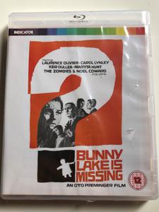 Bunny Lake Is Missing DVD 1965 / Directed by Otto Preminger / Starring: Laurence Olivier, Carol Lynley, Keir Dullea, Martita Hunt (5060697920086)