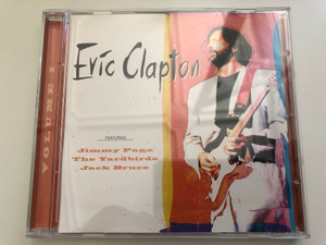 Eric Clapton – Volume 1 / Featuring: Jimmy Page, The Yardbirds, Jack Bruce / Eurotrend Audio CD / CD 157.582
