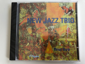 New Jazz Trio – First Live / Pastels Audio CD / CD 20.1667