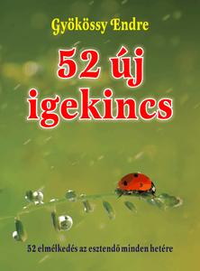 52 új igekincs by Gyökössy Endre / Szent Gellért Kiadó és Nyomda / 52 New wordtreasures / Hardcover (GyokossyHC3)