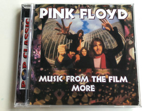 Pink Floyd – Music From The Film More / Pop Classic / Euroton Audio CD / EUCD-0055