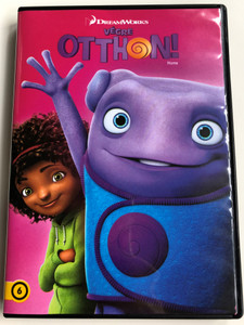 Home DVD 2015 Végre Otthon / Directed by Tim Johnson / Starring: Jim Parsons, Rihanna, Steve Martin , Jennifer Lopez (5902115612299)