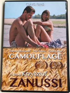 Camouflage DVD 1977 / Directed by Krzysztof Zanussi / Starring: Zbigniew Zapasiewicz, Piotr Garlicki, Christine Paul (CamouflageDVD)