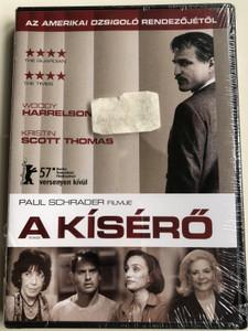 The Walker DVD 2007 A kísérő / Directed by Paul Schrader / Starring: Woody Harrelson, Kristin Scott Thomas (5999048922168)