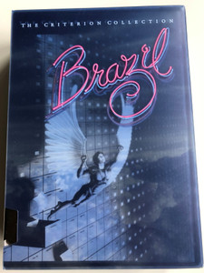 Brazil (1985 ) The Criterion Collection DVD SET - 3 discs / Directed by Terry Gilliam / Starring: Jonathan Pryce, Robert de Niro, Katherine HelmondDisc 1 - The Movie, Disc 2 The Production Notebook, Disc 3 Brazil: Love Conquers All (715515018029)