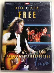 "Rock Review - Free DVD 2005 A critical retrospective / Presented by Tommy Vance / Simon Kirke, Paul Rodgers, John ""Rabbit"" Bundrick / Bonus Tracks, Image Gallery (823880018343)"