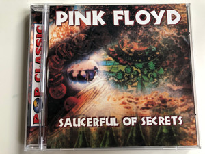 Pink Floyd – Saucerful Of Secrets / Pop Classic / Euroton Audio CD / EUCD-0054