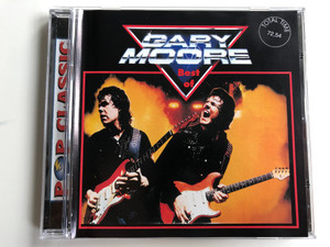 Gary Moore - Best Of / Total Time: 72,54 / Pop Classic / Euroton Audio CD / EUCD-0099