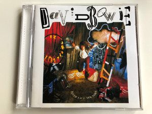 David Bowie ‎– Never Let Me Down / Disky Audio CD 2002 / VI 795622