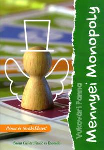 Mennyei Monopoly by Vukovári Panna / Szent Gellért Kiadó és Nyomda / Heavenly Monopoly / Paperback (AVuk5)