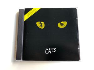Cats / Zenes Reszletek A Madach Szinhaz Macskak Eloadasabol / Gong Audio CD 1996 / HCD 17837