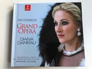 Meyerbeer - Grand Opera / Diana Damrau / Orchestre Et Chœur De L'Opéra National De Lyon, Emmanuel Villaume / Erato Audio CD 2017 / 0190295848996