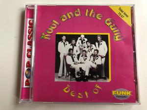 Kool And The Gang – Best Of / Pop Classic / Euroton Audio CD / EUCD-0015