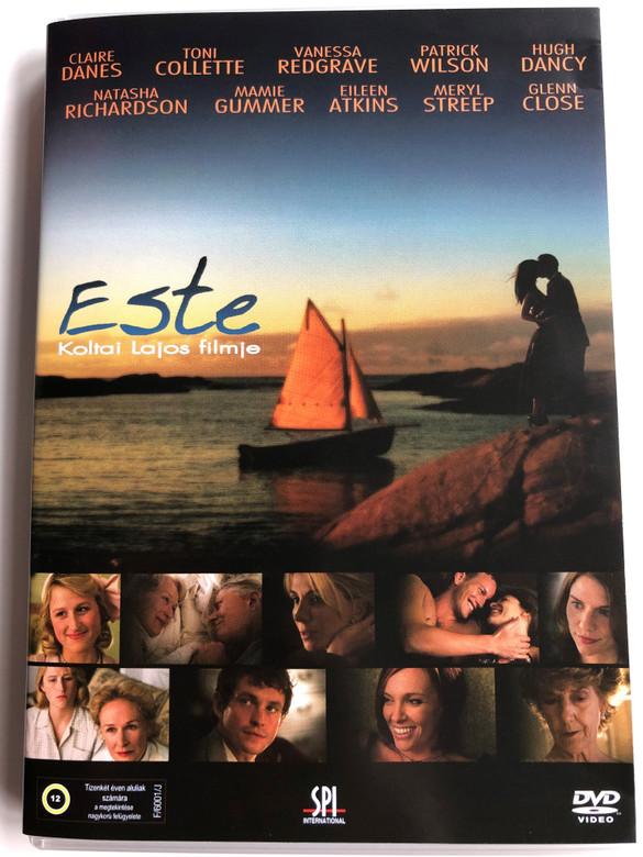 Este (Evening) DVD 2007 / Directed by Lajos Koltai / Starring: Claire Danes, Toni Collette, Vanessa Redgrave, Patrick Wilson (5999544156319)