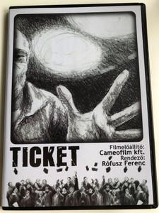 Ticket DVD 2011 / Directed by Rófusz Ferenc / Cameofilm / Hungarian short animated film / Az élet értelme? - Egy értelmes élet (TicketDVD)