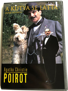 Agatha Chirstie's Poirot - Dumb Witness DVD 1996 Poirot - A kutya se látta / Directed by Edward Bennett / Starring: David Suchet, Hugh Fraser, Patrick Ryecart (5999546330861)