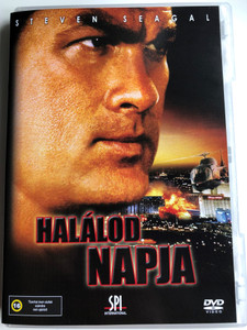 Today You Die DVD 2005 Halálod napja / Directed by Don E. Fauntleroy / Starring: Steven Seagal, Sarah Buxton, Mari Morrow (5999544155053)