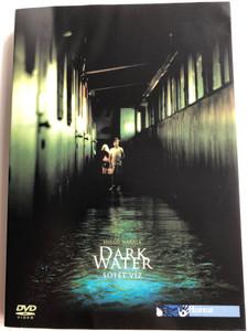 Dark Water DVD 2002 Sötét víz (仄暗い水の底から) / Directed by Hideo Nakata / Starring: Hitomi Kuroki, Rio Kanno, Mirei Oguchi (5999544245044)