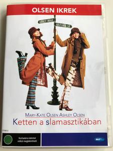 Winning London DVD 2001 Ketten a slamasztikában / Directed by Craig Shapiro / Starring: Mary-Kate Olsen, Ashley Olsen (5998133143839)
