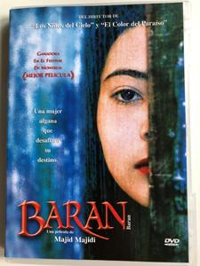Baran DVD 2001 باران / Directed by Majid Majidi / Starring: Hossein Abedini, Zahra Bahrami, Mohammad Amir Naji, Abbas Rahimi (7502007482276)