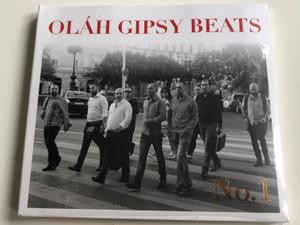 Oláh Gipsy Beats – No. 1 / Fonó Budai Zeneház Audio CD 2016 / FA 388-2