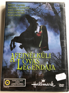 Sleepy Hollow DVD 1999 A fejnélküli lovas legendája / Directed by Pierre Gang / Starring: Brent Carver, Rachelle Lefevre, Paul Lemelin, Elan Zafir (5999548220528)
