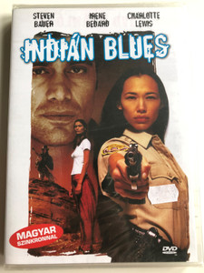 Navajo Blues DVD 1996 Indián Blues / Directed by Joey Travolta / Starring: Steven Bauer, Irene Bedard, Charlotte Lewis (5999881068313)