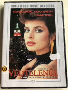 Exposed DVD 1983 Védtelenül / Directed by James Toback / Starring: Nastassia Kinski, Rudolf Nureyev, Harvey Keitel (5999546332780)
