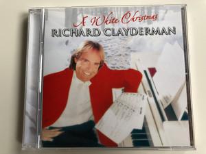 A White Christmas - Richard Clayderman / Disky Audio CD 2003 / CH 905609