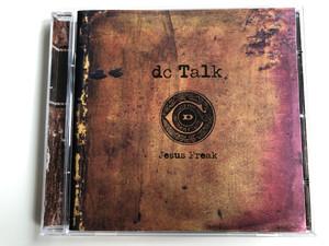 DC Talk – Jesus Freak / ForeFront Records Audio CD 1995 / FFD5140