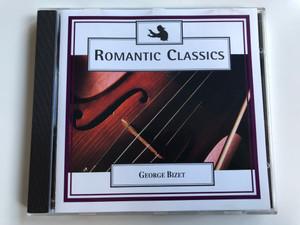 Romantic Classics - George Bizet / Weton-Wesgram Audio CD 1998 / PAL 505A