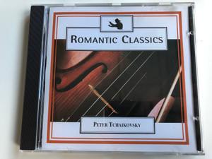Romantic Classics - Peter Tchaikovsky / Weton-Wesgram Audio CD 1998 / PAL 505D