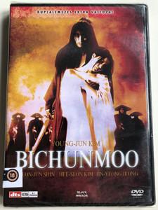 Bichunmoo 2xDVD 2000 비천무 / Directed by Kim Young-jun / Starring: Shin Hyun-joon, Kim Hee-sun, Jung Jin-young (5999882942353)