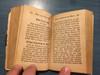 Maria die gute Mutter - Antique German Catholic Prayer book / J. Steinbrener, Winterberg 1900 / Hardcover, brass plated / Katholisches Gebetbuch (GermanPrayerBook1900)