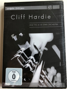 Cliff Hardie and the UK All stars orchestra DVD 2005 am@do DVD-jazz / Recorded at Zatopeks Night Club, London 1991 / The Man I Love, This is all I ask, We miss you madly (402846260009)