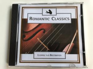 Romantic Classics - Ludwig van Beethoven / Weton-Wesgram Audio CD 1998 / PAL 505C