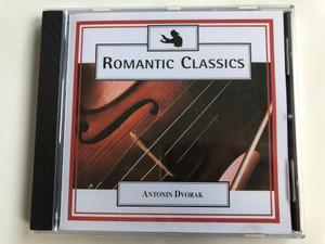 Romantic Classics - Antonín Dvořák / Weton-Wesgram Audio CD 1998 / PAL 505B