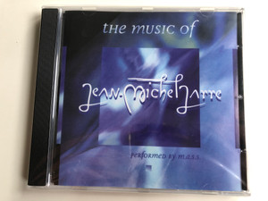The Music Of Jean-Michel Jarre- Performed by M.A.S.S. / Art & Music Audio CD / CD 20.1693