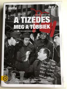 A tizedes meg a többiek (The Corporal and the others) DVD 1965 / Budapesti tizenkettő 1968 / Directed by Keleti Márton / Starring: Sinkovits Imre, Darvas Iván, Major Tamás (5999887816062)