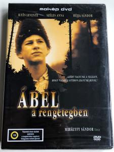 Ábel a rengetegben DVD 1994 / Directed by Mihályfy Sándor / Starring: Illyés Levente, Széles Anna, Héjja Sándor (5996357315377)