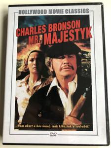 Mr. Majestyk DVD 1974 / Directed by Richard Fleischer / Starring: Charles Bronson, Al Lettieri, Linda Cristal, Lee Purcell (5999546333367)