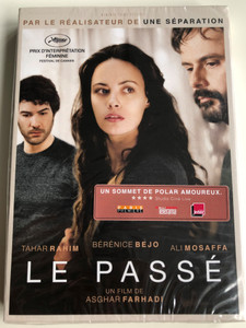 Le Passé DVD 2013 گذشته (The Past) / Directed by Asghar Farhadi / Starring: Tahar Rahim, Bérénice Bejo, Ali Mosaffa (3333297203982)