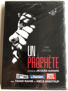 Un prophéte DVD 2009 A prophet / Directed by Jacques Audiard / Starring: Tahar Rahim, Niels Arestrup (3384442241472)